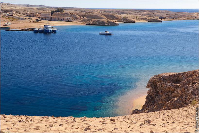 Национальный парк египта рас мохаммед