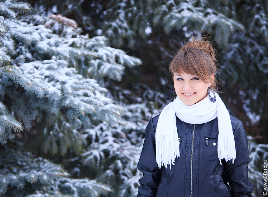 Женщины за 40 зима фото