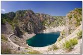 bfoto ru 2376a Фотографии Горные озера, Хорватия