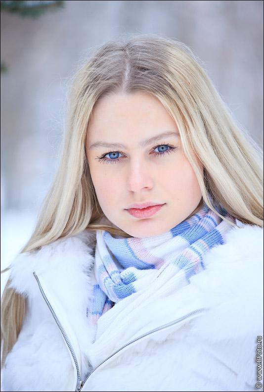 Красивые девушки россии фото