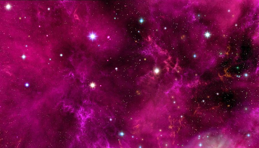 Звездное небо красивые натяжные