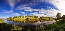 Фото панорамы природы, большие фотографии высокого разрешения