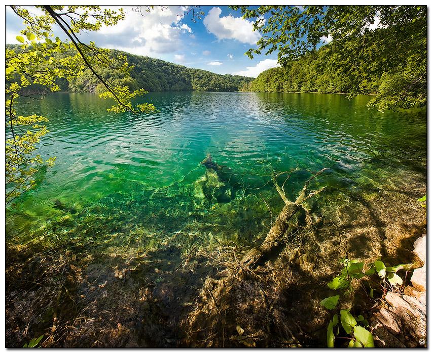 фото горного озера