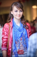 Показ моды 2011 в Липецке - Модная лихорадка