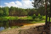 Озеро в Тамбовской области