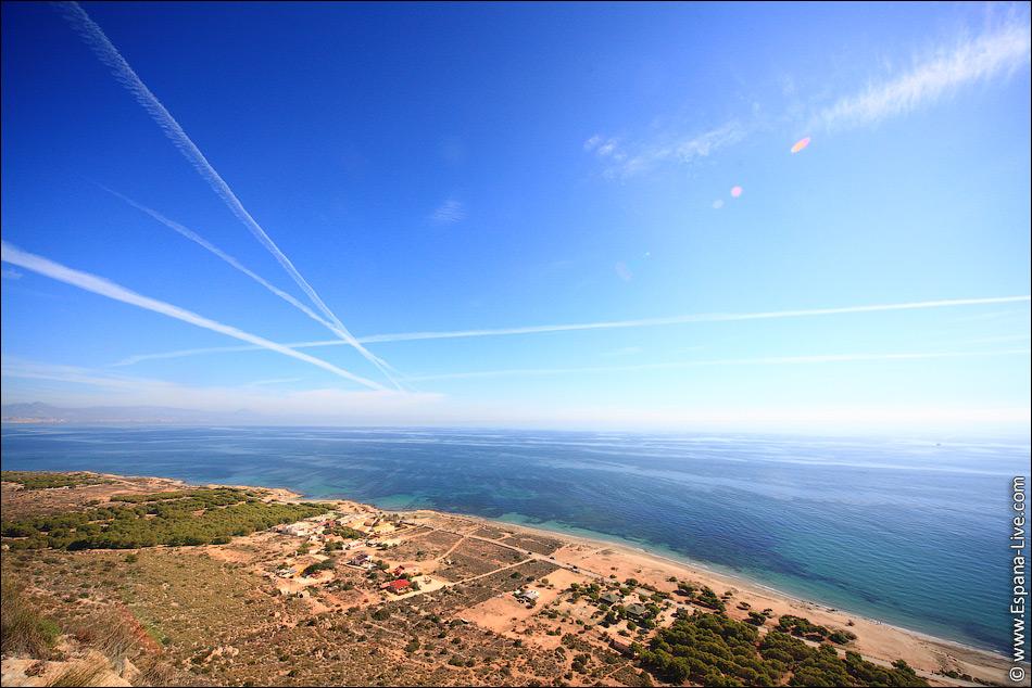 Побережье Коста Бланка Испания