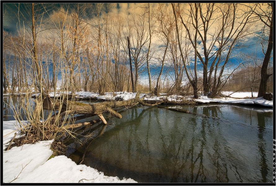 Март, весенний месяц года, фотографии природы марта