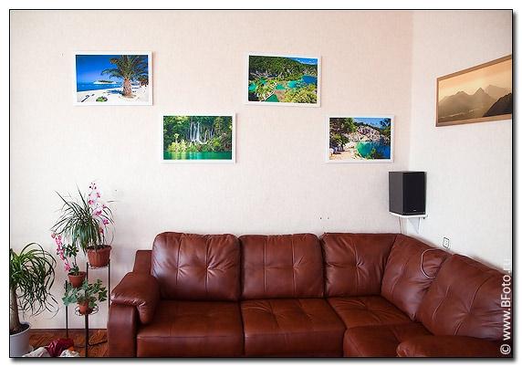 фото интерьера загородного дома