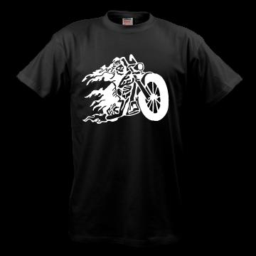 байкеры футболка