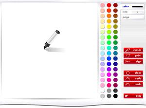 онлайн рисовалка