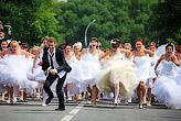 Сбежавшие невесты 2011 - парад невест в Липецке