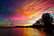 foto nebo photobank 2010 185x123 Необычные фотографии неба с большой выдержкой от Мэтта Маллоу