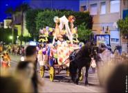 parade dresses 2038 185x134 Парад карет и маскарадных костюмов в Испании