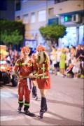 parade dresses 2058 120x180 Парад карет и маскарадных костюмов в Испании
