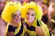 parade dresses 2102 185x123 Парад карет и маскарадных костюмов в Испании