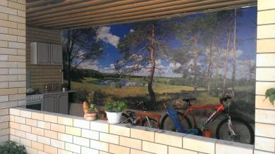 fotooboi na stenu priroda 390x219 Получить бесплатно любой 1 оригинал фото высокого разрешения