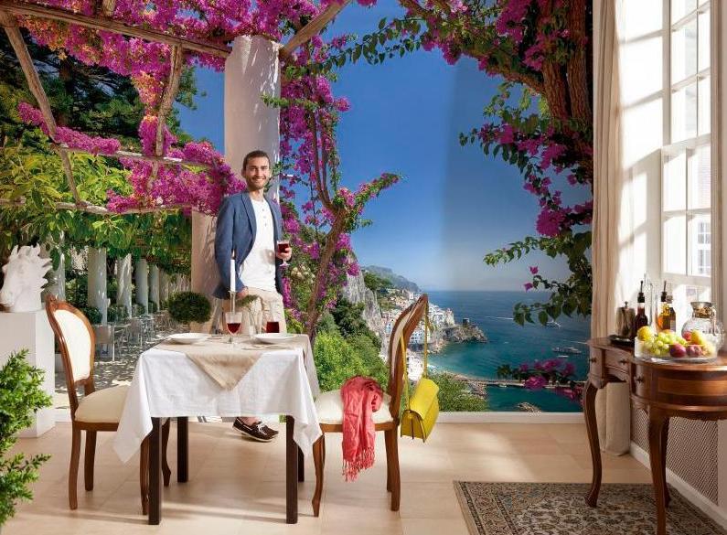 2009 фотообои на стену фотобанк 2009 Живые фотообои в вашей квартире