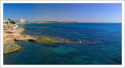 Group 4 IMG 5555 IMG 5560 6 images 2 250x137 Красивые фото моря, Испания, панорамы побережья Коста Бланка, Кабо Роиг