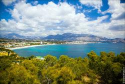 spain benidorm faro del albir 01 250x167 Путешествие по Испании, горы Сьерра Элада, Маяк Альбир, природа, пейзажи