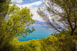 spain benidorm faro del albir 02 250x167 Путешествие по Испании, горы Сьерра Элада, Маяк Альбир, природа, пейзажи
