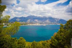 spain benidorm faro del albir 03 250x167 Путешествие по Испании, горы Сьерра Элада, Маяк Альбир, природа, пейзажи