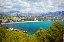 spain benidorm faro del albir 04 250x167 Путешествие по Испании, горы Сьерра Элада, Маяк Альбир, природа, пейзажи