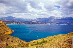 spain benidorm faro del albir 11 250x167 Путешествие по Испании, горы Сьерра Элада, Маяк Альбир, природа, пейзажи