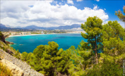 spain benidorm faro del albir 36 250x152 Путешествие по Испании, горы Сьерра Элада, Маяк Альбир, природа, пейзажи