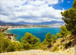 spain benidorm faro del albir 37 250x182 Путешествие по Испании, горы Сьерра Элада, Маяк Альбир, природа, пейзажи
