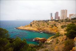 benidorm spain alicante 0006 250x167 Путешествие по Испании, Бенидорм, горы, природа, море