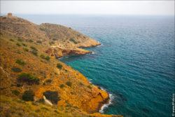 benidorm spain alicante 0010 250x167 Путешествие по Испании, Бенидорм, горы, природа, море