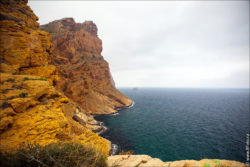 benidorm spain alicante 0011 250x167 Путешествие по Испании, Бенидорм, горы, природа, море