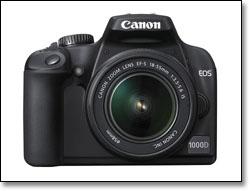 anons canon eos d 0 Анонс Canon EOS 1000D