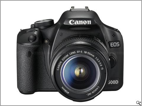canon eos 500d Цифровой фотоаппарат Canon EOS 500D