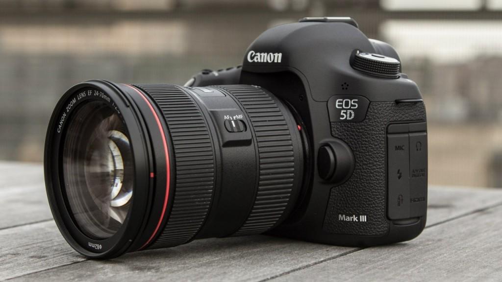 Цифровой фотоаппарат canon eos 5d mark iii