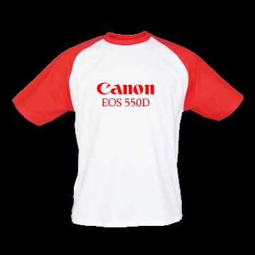 футболка Canon 550D kit