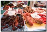 mercado central spain 2005 165x111 Продуктовый рынок в Испании, мясо, морепродукты и фрукты в Аликанте