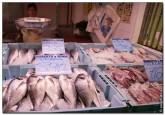 mercado central spain 2033 165x115 Продуктовый рынок в Испании, мясо, морепродукты и фрукты в Аликанте