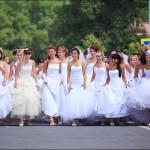 parad nevest 151 150x150 Сбежавшие невесты 2011 Липецк, парад невест