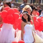 parad nevest 164 150x150 Сбежавшие невесты 2011 Липецк, парад невест