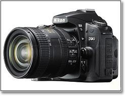 sdelayte shag vpered vmeste s novoy fotokameroy nikon d 0 Сделайте шаг вперед вместе с новой фотокамерой Nikon D90