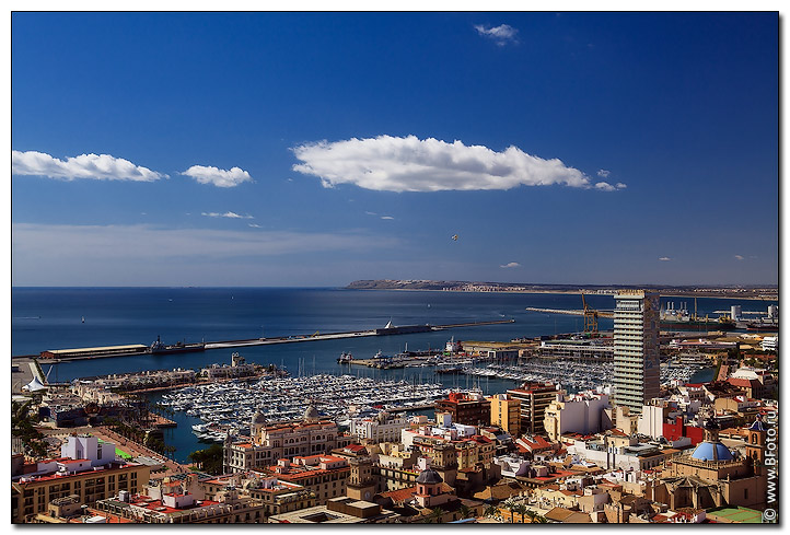 Погода аликанте испания на июнь