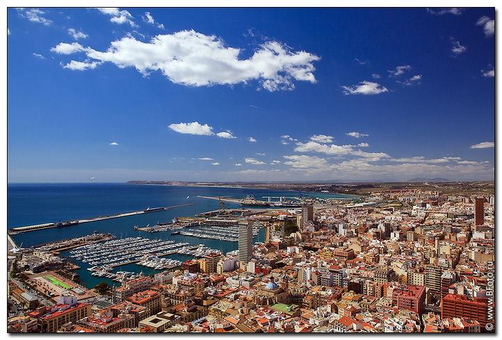 Фото испании аликанте