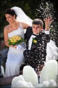 svadba foto 181 120x180 Свадебные фотографии Just married, Андрей и Марина